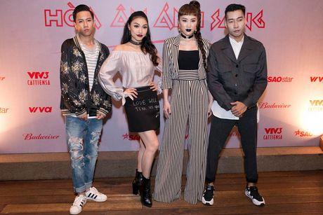 Dan thi sinh The Remix 2017 chinh thuc ra mat - Anh 3