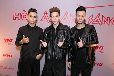 Dan thi sinh The Remix 2017 chinh thuc ra mat - Anh 6