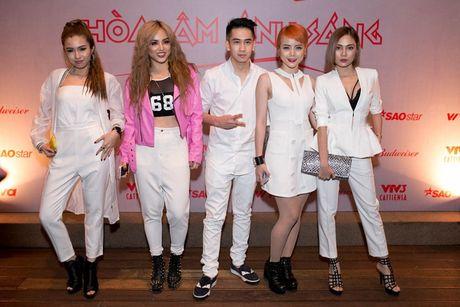 Dan thi sinh The Remix 2017 chinh thuc ra mat - Anh 8