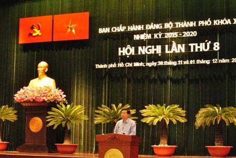 Bi thu Dinh La Thang: Khan truong trien khai 7 chuong trinh dot pha - Anh 1