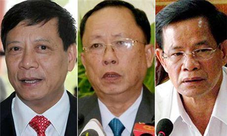 Nhieu lanh dao bi ky luat trong vu ong Trinh Xuan Thanh - Anh 1