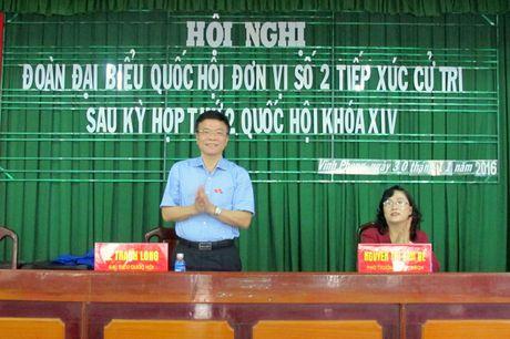 Bo truong Le Thanh Long: Tao moi dieu kien nang cao doi song cho nguoi dan - Anh 2