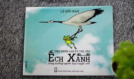 Lam sach thieu nhi kieu… tuong tac - Anh 1