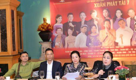 Xuan Hinh, Hoai Linh se 'tong tan cong' 'Xuan Phat Tai' - Anh 1
