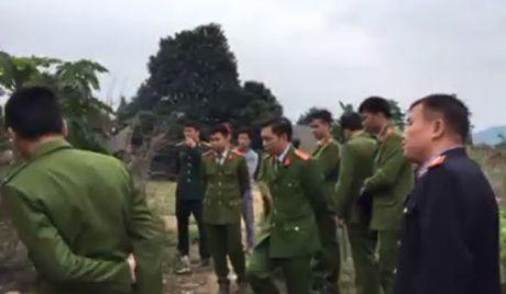 Tham an tai Ha Giang: 4 nguoi chet, 1 nguoi trong thuong - Anh 1