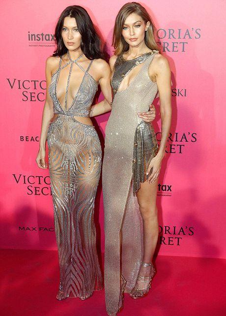 Tham do VS show: Kendall Jenner mac vay ngu, Bella Hadid pho bay noi y - Anh 2