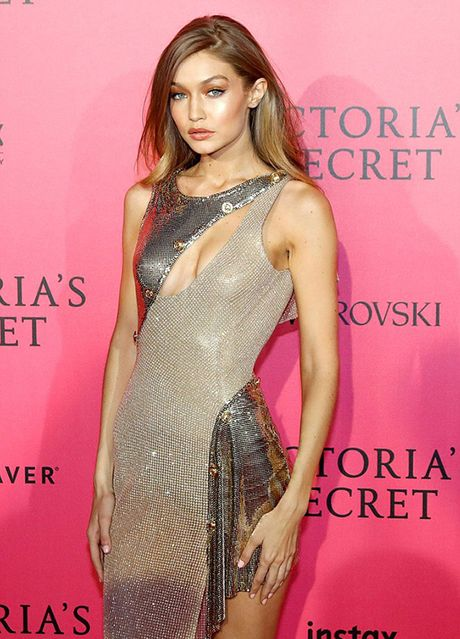 Tham do VS show: Kendall Jenner mac vay ngu, Bella Hadid pho bay noi y - Anh 4
