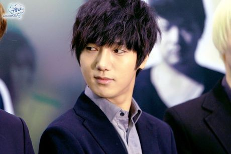 Ye Sung (Super Junior) sap den Viet Nam - Anh 1