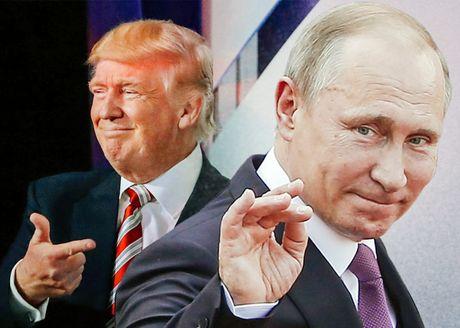TT Putin tiet lo chi tiet cuoc dien dam voi ong Trump - Anh 1