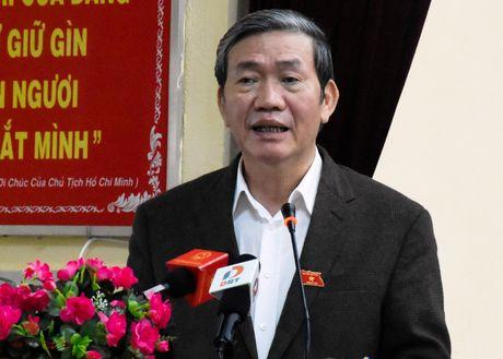 Thuong truc Ban Bi thu noi ve vu ong Vo Kim Cu va Trinh Xuan Thanh - Anh 1