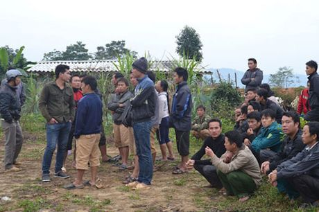Tham an o Ha Giang: Nghi pham giet 4 nguoi than bi tam than - Anh 1