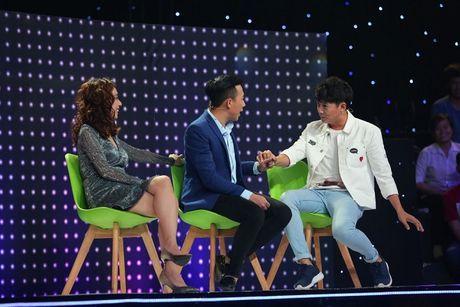Ngo Kien Huy thua nhan 'thich' Tran Thanh tren song truyen hinh - Anh 4