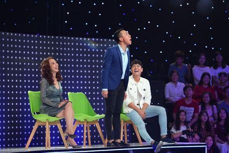Ngo Kien Huy thua nhan 'thich' Tran Thanh tren song truyen hinh - Anh 5