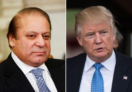 Thai do thay doi 180 do cua ong Trump voi Pakistan - Anh 1