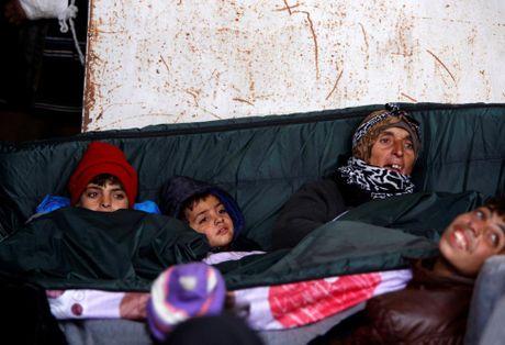 Can canh ben trong khu vuc vua duoc giai phong o Aleppo - Anh 7