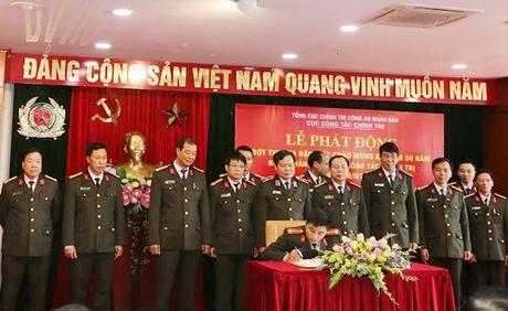 Thi dua dac biet chao mung ky niem 50 nam Ngay thanh lap Cuc Cong tac chinh tri - Anh 3