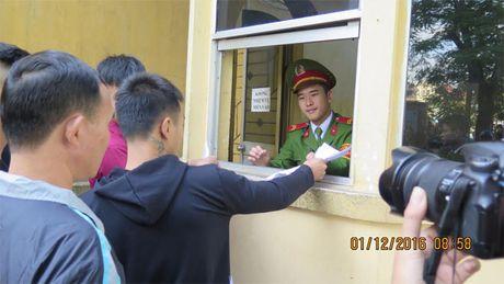 Trai giam Hai Phong cong bo quyet dinh dac xa - Anh 5