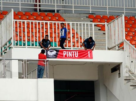 AFF Cup: SVD dai chien Indonesia - Viet Nam nhu mot cong truong - Anh 5