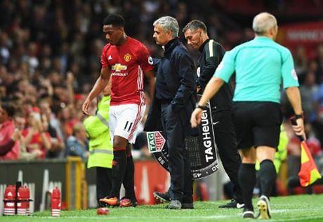 Ki la MU: Mourinho ngai dung Martial vi so mat tien - Anh 2