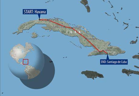 Cuba: Tien hanh le ruoc tro cot cua Lanh tu Cach mang Fidel Castro - Anh 2