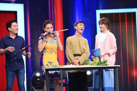 Le Giang 'a khau' vi chang nha si thoi sao bang canh du du - Anh 2