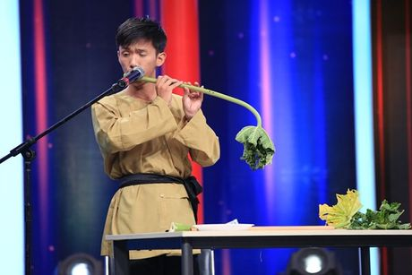 Le Giang 'a khau' vi chang nha si thoi sao bang canh du du - Anh 3