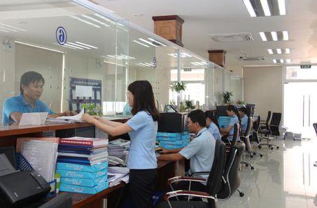 Hai quan Binh Duong: Tich cuc thu ngan sach thang cuoi nam - Anh 1