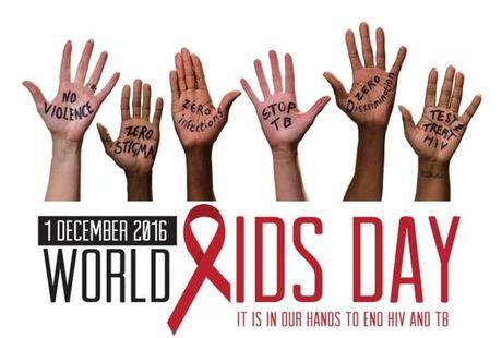 Hom nay ngay the gioi phong chong HIV/AIDS - Anh 1