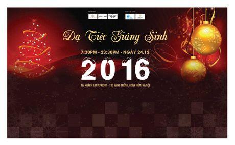 Da tiec Giang sinh 2016 cho ca gia dinh - Anh 2