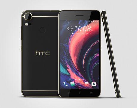 HTC Desire 10 Pro chinh thuc ra mat thi truong Viet - Anh 1