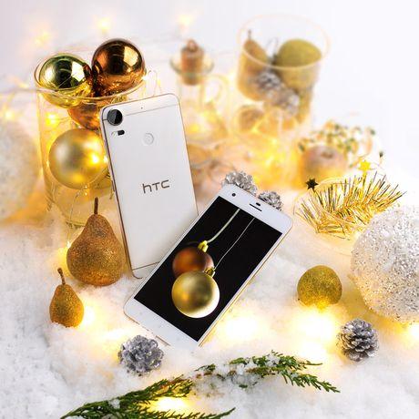 HTC Desire 10 Pro chinh thuc ra mat thi truong Viet - Anh 2
