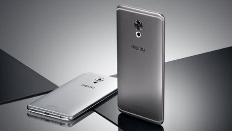 Meizu gioi thieu smartphone Pro 6 Plus - Anh 1