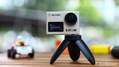 Danh gia camera hanh dong SJCAM SJ6 Legend: 2 man hinh, quay 4K, 4 trieu dong - Anh 5