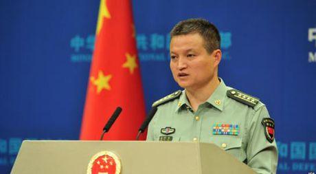 Trung Quoc muon tang cuong hop tac quan su voi ong Donald Trump - Anh 1