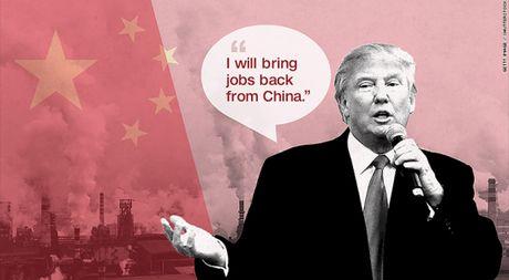 Trung Quoc lo so ke hoach 100 ngay dau tien cua ong Trump - Anh 1