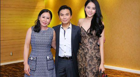 Manh Quynh voi ve Viet Nam de chuc mung Nam Em - Anh 1