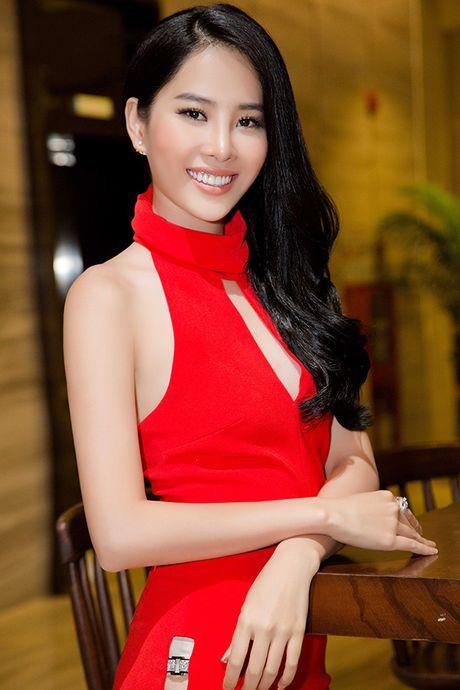 Manh Quynh voi ve Viet Nam de chuc mung Nam Em - Anh 8