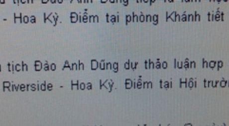 Thong tin cong khai: Mo nhung khong mo - Anh 1