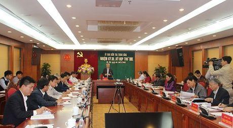 Uy ban Kiem tra Trung uong de nghi xu ly hang loat can bo lien quan den vu Trinh Xuan Thanh - Anh 1