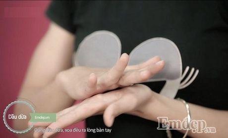 6 dong tac massage thu gian co mat, chong lao hoa - Anh 2