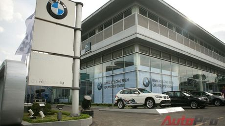 Vi sao Bo Tai chinh doi khoi to cong ty phan phoi xe sang BMW? - Anh 1