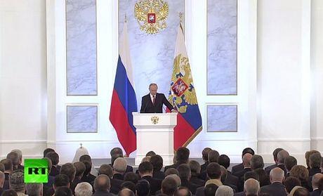 Ong Putin lac quan ve tinh hinh kinh te Nga - Anh 1