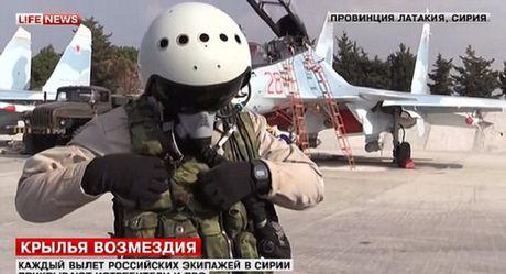 Nga tung don quan su tai Syria: Show tiep thi vu khi an tuong - Anh 1