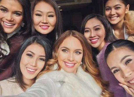 Dieu Ngoc truot top 30 Hoa hau Tai nang tai Miss World 2016 - Anh 3