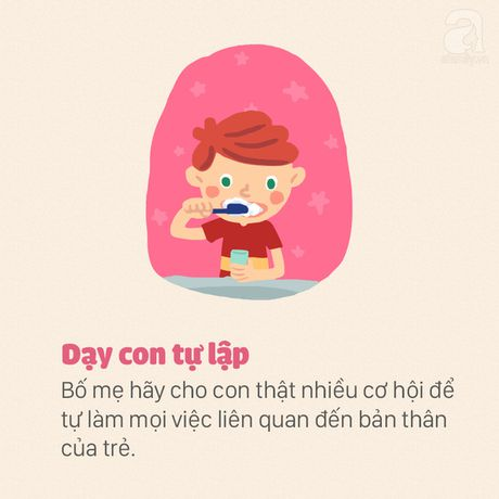 10 nguyen tac day con theo tinh than Montessori cha me nao cung can biet - Anh 4