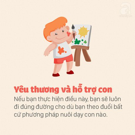 10 nguyen tac day con theo tinh than Montessori cha me nao cung can biet - Anh 9