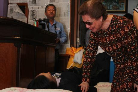 Vo ca si Quang Ly: 'Chong toi mat ma chua kip tran troi gi' - Anh 2