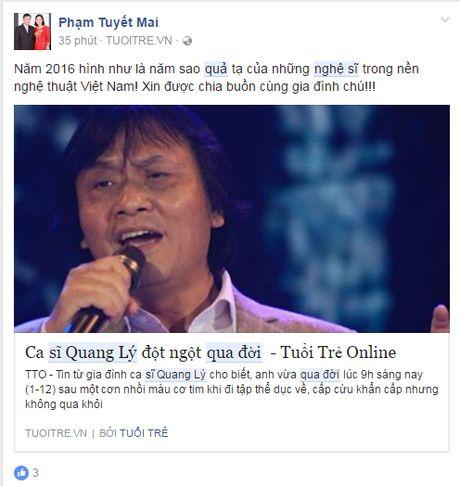 NSUT Quang Ly dot ngot qua doi: Cong dong mang xot thuong - Anh 2