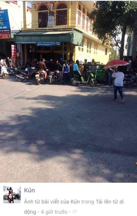 Thai Binh: Thuc hu thong tin bat coc tre em gay xon xao tren Facebook - Anh 2