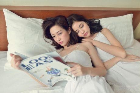 Ngat ngay voi bo anh 'tinh tu' cua 'Co be tra sua' Jun Vu va hotgirl Thai Lan - Anh 9